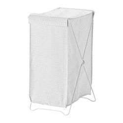 Skubb Laundry Bag With Stand White 21 Gallon With Images