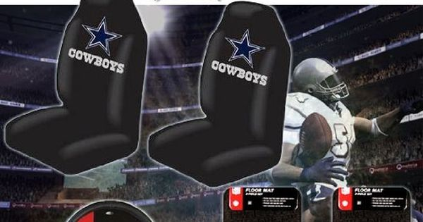 Dallas Cowboys Car Seat Covers Floor Mats And Steering