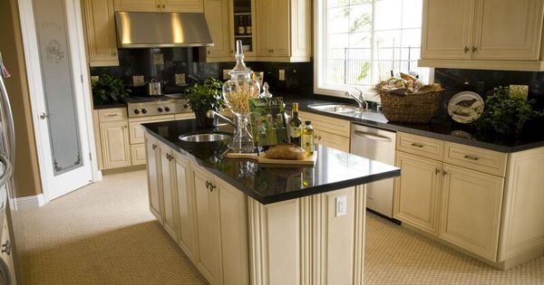 Kitchen Ideas With White Cabinets Traditional Antique White