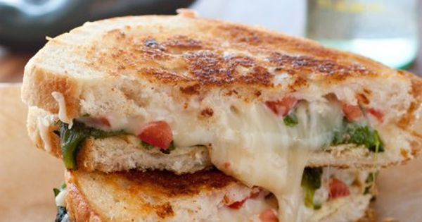 Spaghetti Squash Grilled Cheese Sandwiches Recipes — Dishmaps