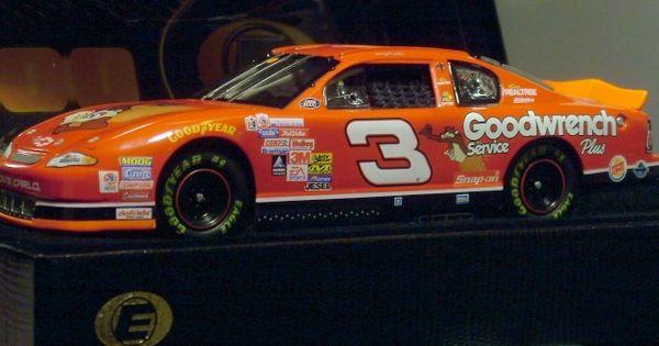 What Model Car Is Dale Sr Number  Car