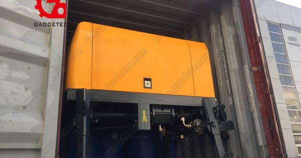 Foam Concrete Machine Adopts Peristaltic Pump And It Is The Best Option For Making Cellular Lightweight Concrete Block Cellu Making Machine Insulation Materials Roof Insulation