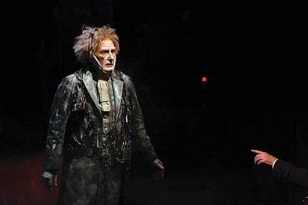 Encore A Christmas Carol Comes To Life On The Rep Stage For The First Time In 35 Years Webster Groves Joneal Joplin Jacob Marley Christmas Carol Marley