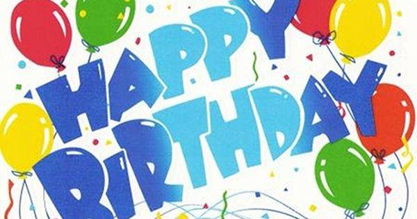 Happy Birthday Illustration Happy Birthday Illustration Birthday Emoticons Birthday Illustration