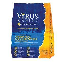 Verus Puppy Advantage Dry Food 5 Lb Dog Food Recipes Dry Dog
