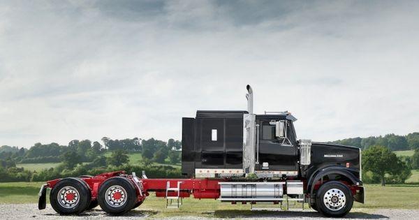 Fitzgerald Adds Kenworth Icon 900 Western Star 4900 To Glider Kit Offerings Western Star Trucks White Western Star Kenworth