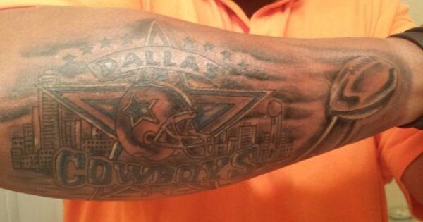 Dallas Cowboys Tattoo Vi Joe Pinterest Cowboy