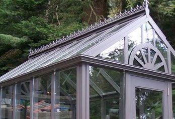 Decorative Ridge Cresting Greenhouse Accessories Greenhouse Decor Hot House