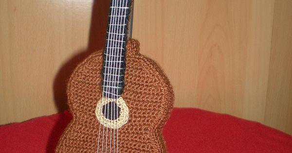 Dayju Amigurumis: Guitarra Crochet Pinterest Bilder ...