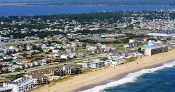 Outer Banks North Carolina Is A Series Of Beaches That