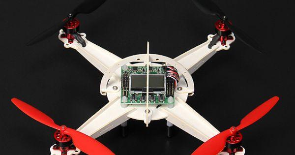 Hoverthings.com Quadrino Witespy Quadcopter Review ...
