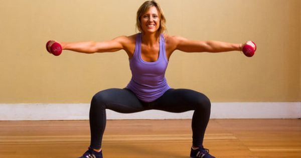Sumo Squat and other inner thigh workouts