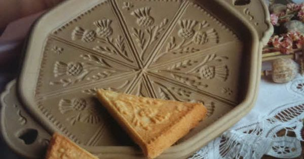 Shortbread recipes, Brown bags and Thistles on Pinterest