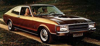 Ford Consul 2 Door Coupe 1975 Hochauflosend