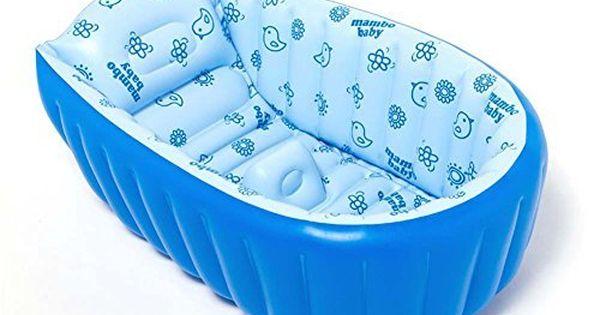 Materiaux Haute Densite Cette Baignoire Gonflable Pour Bebe Est