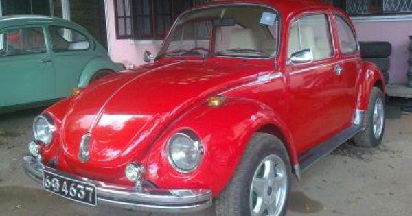 Vw 1303 For Sale In Sri Lanka Google Search Volkswagen Beetle