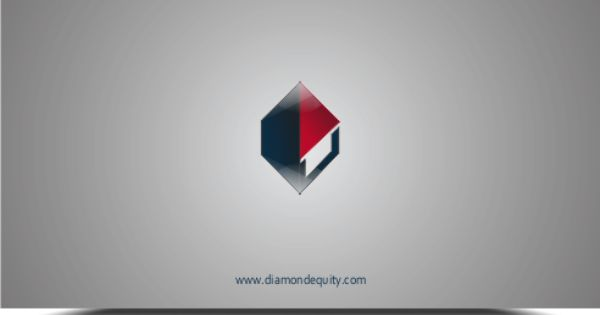 Diamond Equity Insurance By Kofo Adesanya Via Behance Logo