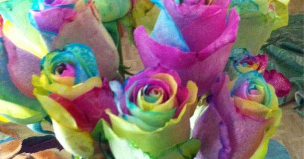 Linda vaccaro on tye dye dyes and flower for Tye dye flowers