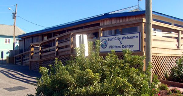 Tourism Welcome Center Town Of Surf City North Carolina Surf City Topsail Island Surf City Surf City North Carolina