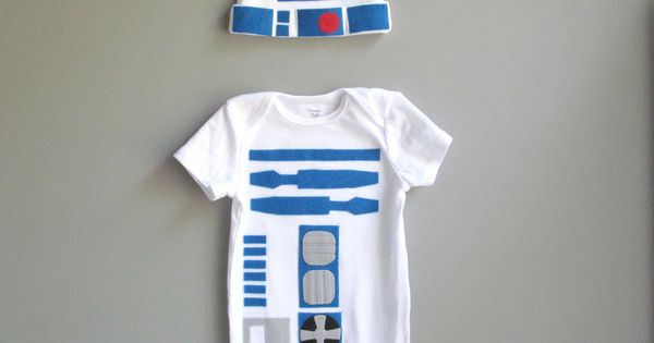 Star Wars Baby Outfit - R2D2 Baby Clothes I WILL HAVE TO