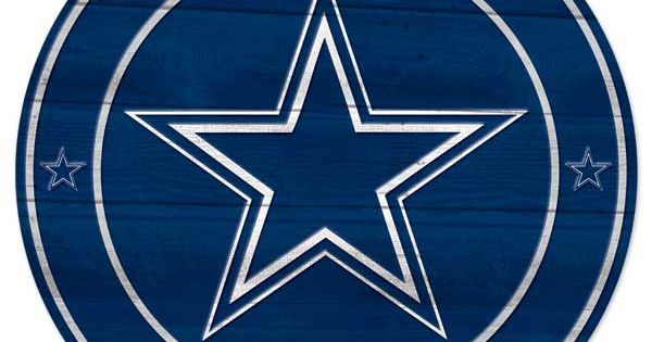 Dallas Cowboys Round Wood Sign Dallas Cowboys Clothing Dallas Cowboys Store Dallas Cowboys