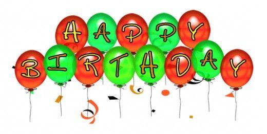Free Happy Birthday Clip Art Printables Happy Birthday Clip