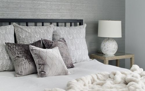 Best White Grey Contemporary Bedroom Boudoir Find Your 400 x 300