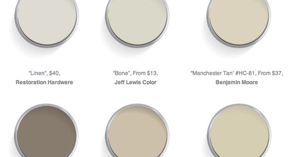 Miscellaneous What Is Most Popular Paint Colors: The 12 Best Warm Neutrals For Your Walls
