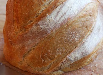 No knead bread master recipe