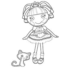 Lalaloopsy Coloring Pages Free Printables Momjunction Mermaid Coloring Pages Coloring Books Coloring Pages