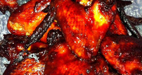 Char siu, Chicken and Wings on Pinterest