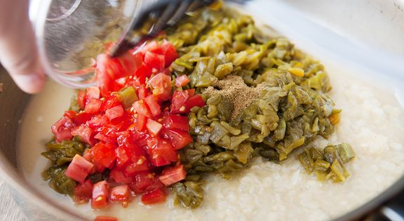 green chile sauce recipe | use real butter | Green Chile Recipes ...