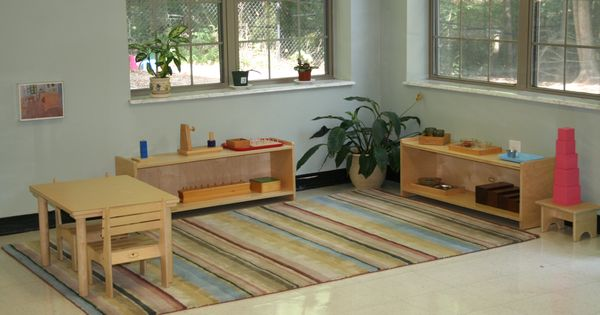 7 Inspiring Kid Room Color Options For Your Little Ones: Montessori Toddler Environment