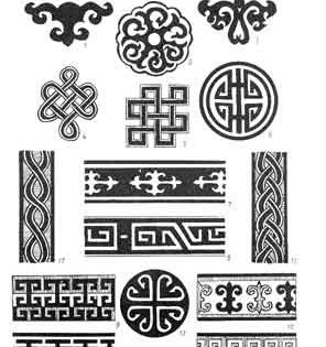 Pin By Asem Mmm On Patterns Chinese Patterns Chinese Symbols Music Ornaments