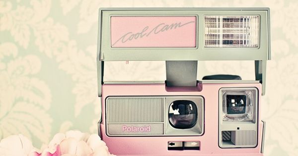 polaro d vintage rose photo pinterest pastel. Black Bedroom Furniture Sets. Home Design Ideas