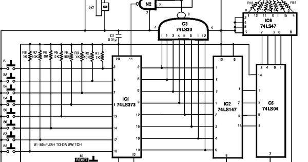 jam just a minute  circuit diagram