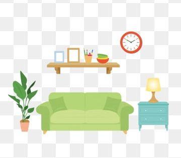 رف أريكة المنزل خزانة مصباح الطاولة النبات المحفوظ بوعاء Png والمتجهات للتحميل مجانا In 2020 Bookshelves Home Sofa