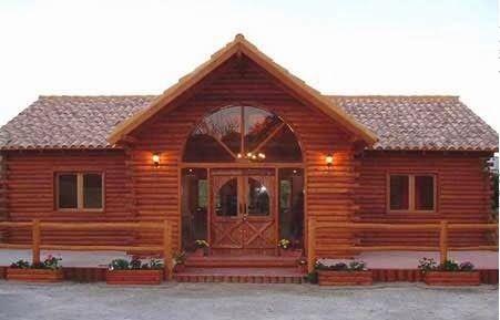 Planos casas de madera prefabricadas planos casas de - Casa de maderas prefabricadas ...