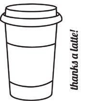 Coffee cup rubber stamps | Custom coffee cups, Coffee cups