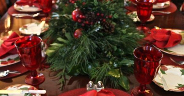 Apples christmas and dishes on pinterest