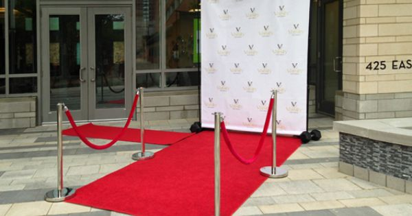 Red Carpets Are A Big Hit Get Yours Now Customized