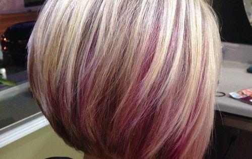 Peekaboo Hair Styles: 20 Pretty Ideas Of Peek A Boo Highlights For Any Hair