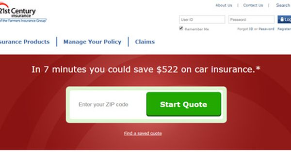21st Century Insurance Company Review Login And Locations Near