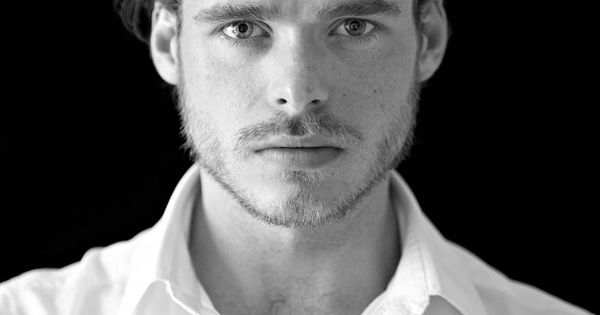 Richard Madden. Robb Stark on Game of Thrones