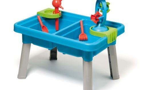 avec cette table sable et eau l 39 enfant d couvre les plaisirs de jouer avec l 39 eau et le sable. Black Bedroom Furniture Sets. Home Design Ideas