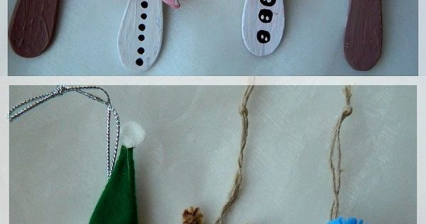 Christmas - christmas Ornaments - Christmas crafts - Make quick and easy