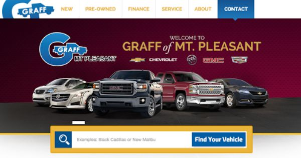 Check Out Our New Graff Mt Pleasant Portal Site With Images Pleasant News Portal