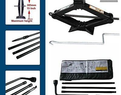 Spare Tire Removal Tool 2T Car Jack Kit Accessories For 2010 2012 14 Ford F-150