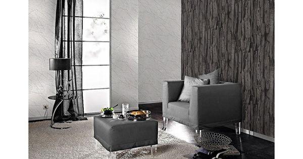Pin Von Hertie Auf Tapeten Tapetenideen In Grau Tapeten Wohnzimmer Modern Tapeten Wohnzimmer Wohnzimmer Modern
