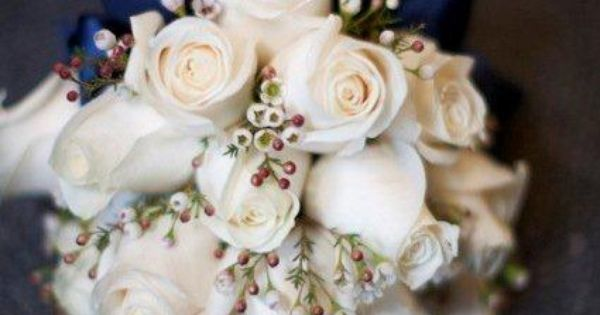 Winter Bridesmaids Bouquet Wedding Pinterest Winter